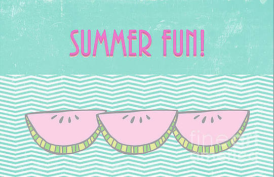 Summer Fun by Pam  Holdsworth