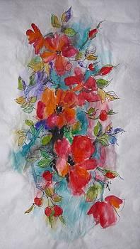 Summer Garden #2 by Melanie Stanton