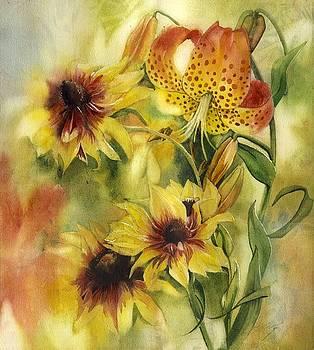 Alfred Ng - Summer garden