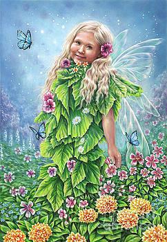Summer Girl by Anne Koivumaki - Fine Art Anne