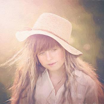 Summer Girl by Cindy Grundsten