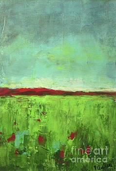Summer Green by Vesna Antic