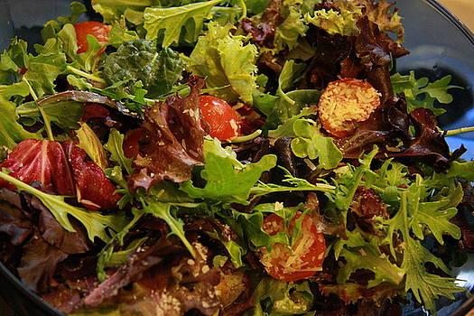 Jonathan Kotinek - Summer Greens Salad
