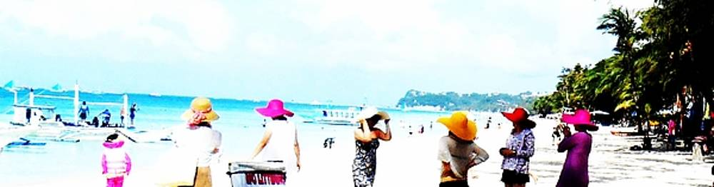 Sharmaigne Foja - Summer Hats