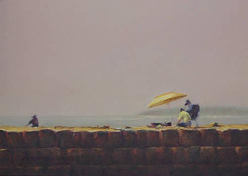 Summer Haze by Barbara Groff