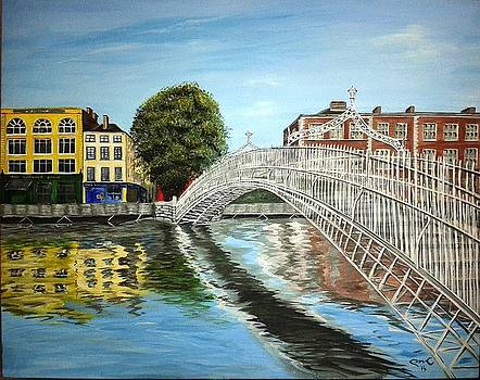 Summer In Dublin by Pauline McCarville