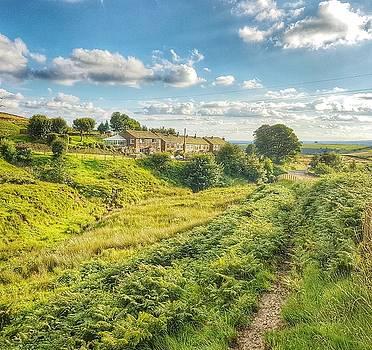 Summer in Lancashire by Paul Fox