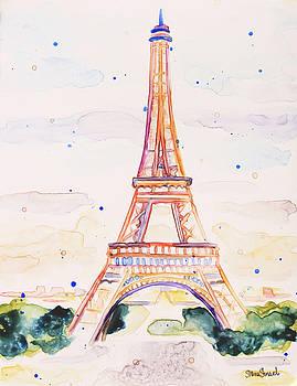 Summer in Paris by Shaina Stinard