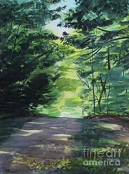 Martin Howard - Summer In The Chestnut Woods