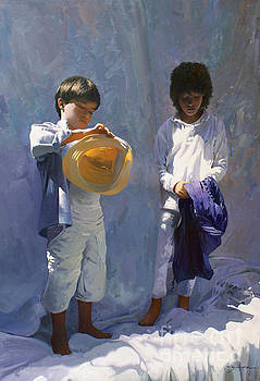 Summer by Jose Higuera