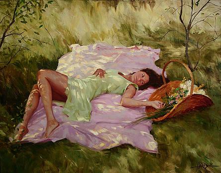 Summer Light by Scott Harding
