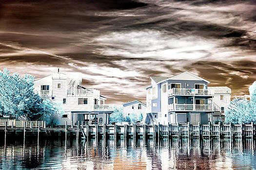 John Rizzuto - Summer Living at Long Beach Island Infrared