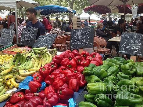 Summer Market by France Art