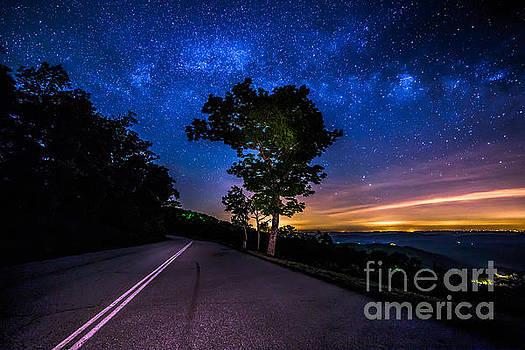 Summer Milky Way by Robert Loe
