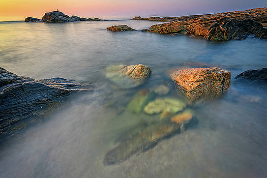 Summer Morning at Todd's Point by Rick Berk