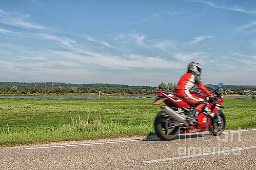 Patricia Hofmeester - Summer motorbike ride
