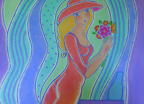 Summer Muse  by Mary Maki Rae