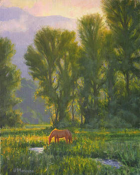 Summer Pasture by Joe Mancuso