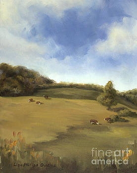 Summer Pastures by Lisa Phillips Owens