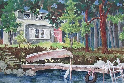 Summer Place by Tony Caviston