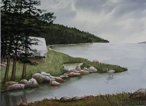 Summer Pleasures by Sharon Steinhaus