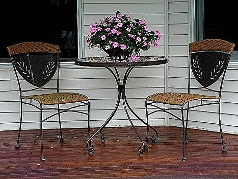 Joy Bradley - Summer Porch