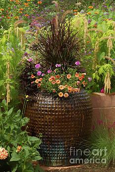 Summer Pot by Marilyn Cornwell