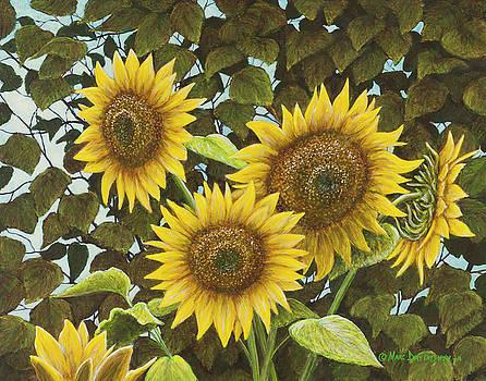 Summer Quintet by Marc Dmytryshyn