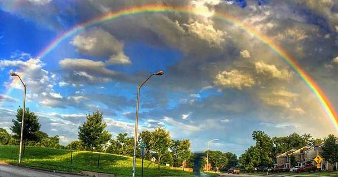 Summer Rainbow by Sumoflam Photography