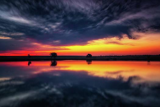 Summer Rises by John De Bord