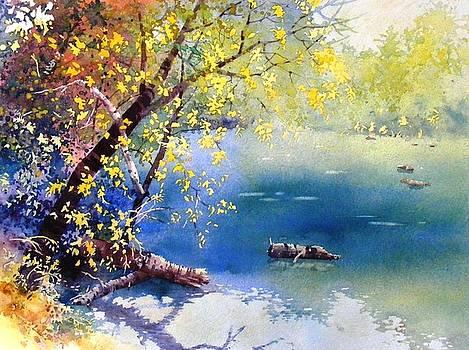 Celine  K Yong - Summer River