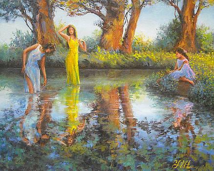 Summer romantism. by Julia Utiasheva