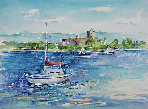 Summer Sailing by Adam VanHouten