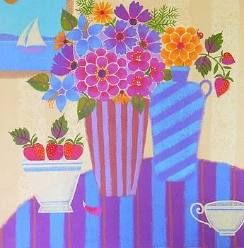 Summer Sailing by Mary Maki Rae