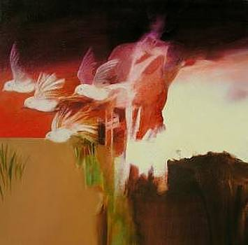 Summer Scroft by Larry Forgard