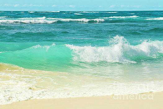 Summer Sea by Sharon Mau