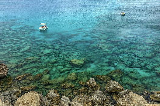 Summer Sea by Stelios Kleanthous