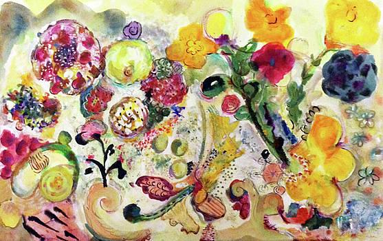 Summer Seeds and Air by Joyce Lieberman
