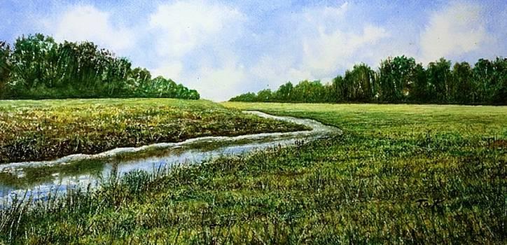 Summer Serenity by Thomas Kuchenbecker