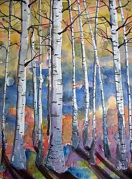 Summer Shadows by Trudy Kepke