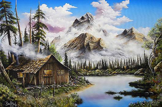 Summer Solitude by David Paul
