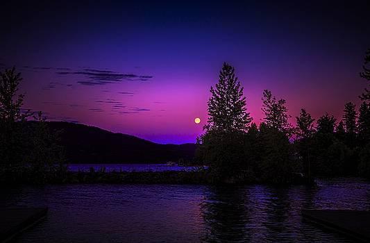 Solstice Moon by Kirk Miller
