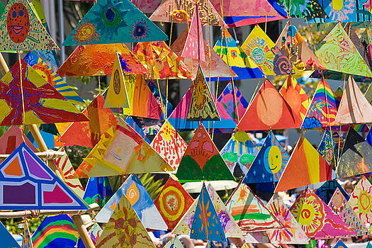 Roger Mullenhour - Summer Solstice Triangles