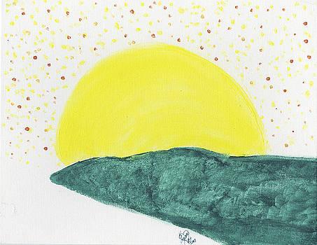 Summer Stars by Katie Yavuz
