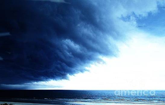 Stormy Seas by Donna Cain