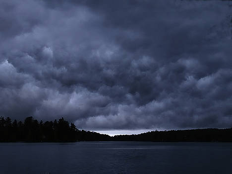 Summer Storm by Mary Vinagro