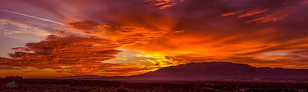 Summer Sunrise by Richard Estrada