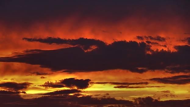 Summer Sunset 04 by Jonathan Sabin