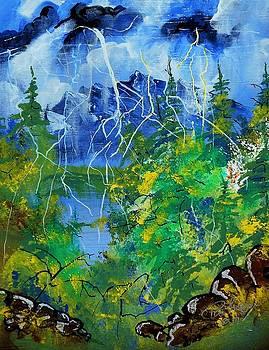 Summer Thunder by Wayne Ligon