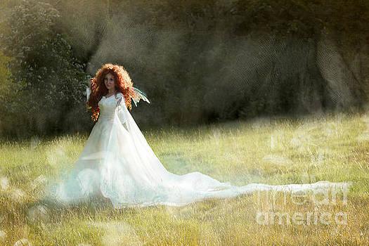 Angel  Tarantella - Summer time fairy